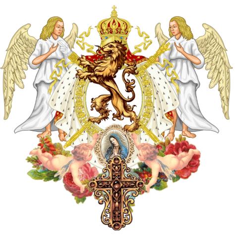 Officie - Nostro Sanctus Pater Blason Son Altesse Royal Jose Maria Chavira M.S. Adagio 1st Lyon